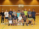 Senioren gemischt Volleyball