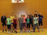 Gymnastik-Mixed Fitness-/Skigymnastik
